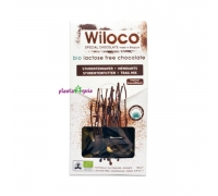 WILOCO TRAIL MIX TROPICAL CASTANHO & PRETO BIO 150 g