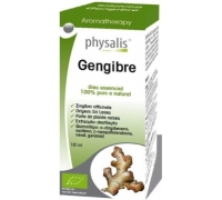 Óleo Essencial de Gengibre BIO 10 ml - Physalis