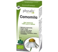 Óleo Essencial de Camomila BIO 10 ml - Physalis
