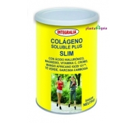 COLAGÉNIO SOLUBLE PLUS SLIM 400g - Integralia