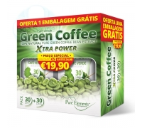 GREEN COFFE XTRA POWER 30+30 Cápsulas