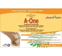 A-One 60 comprimidos | Quality of Life Labs