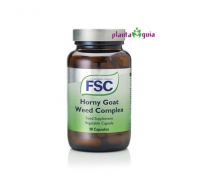 FSC HORNY GOAT WEED COMPLEX  90 CÁPSULAS