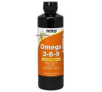 Omega 3-6-9 Liquid 473 ml - NOW