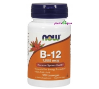 VITAMINA B12 1000mcg 100 LOSANGOS NOW