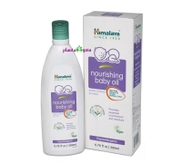 BABY OIL NOURISHING 200 ml - HIMALAYA