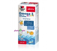 OMEGA 3 JUNIOR 250 ml Doppelherz