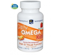 DAILY OMEGA 3 KIDS - NORDIC NATURALS