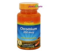 THOMPSON CHROMIUM 200 ug - 60 comprimidos