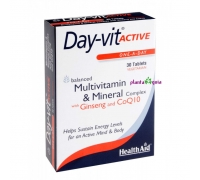 DAY-VIT ACTIVE 30 Comp | Health Aid