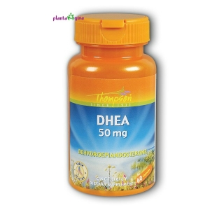 THOMPSON DHEA 50 mg 60 Cápsulas