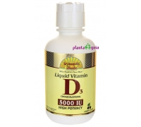 VITAMINA D3 | 5000 IU - DYNAMIC HEALTH