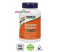 CANDIDA SUPPORT 90 Cápsulas - NOW FOODS
