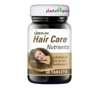 HAIR CARE 60 comp - LIFEPLAN