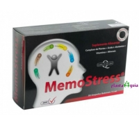MEMOSTRESS - 30 AMPOLAS Quality of Life Labs