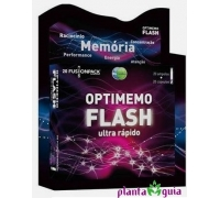 OPTIMEMO FLASH 20 amp + 20 cáps
