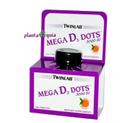 VITAMINA D3 5.000IU SUBLINGUAL - TWINLAB