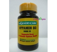 VITAMINA D3 5.000IU - GOOD CARE
