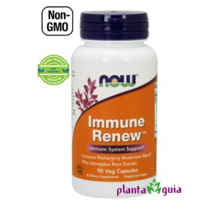 IMMUNE RENEW 90 cápsulas - Now Foods