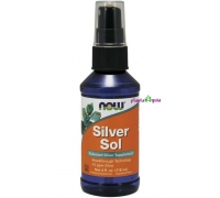 Silver Sol – 118ml – Now Foods