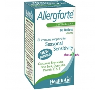 ALLERGFORTE - 60 cáps | Health Aid