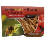 GELEIA REAL 5 + GINSENG + GUARANÁ | SOLDIET