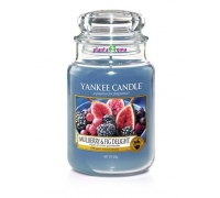 Mulberry & Fig Delight 623g - Jarro Grande Yankee Candle