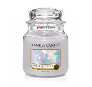 Sweet Nothings 411g - Jarro Médio Yankee Candle