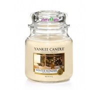 Winter Wonder 411g - Jarro Médio Yankee Candle