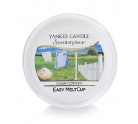 Meltcup Clean Cotton - Yankee Candle