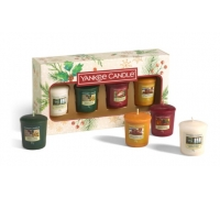 Yankee Candle Coffret Natal 4 Velas Votivas - Magical Christmas Morning