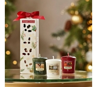 Yankee Candle Coffret Natal 3 Velas Votivas - Magical Christmas Morning