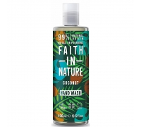 Sabonete líquido Coco 400 ml - Faith In Nature