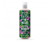 Amaciador de Lavanda & Gerânio 400 ml - Faith in Nature