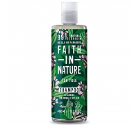 Shampoo de Tea Tree 400 ml - Faith in Nature