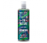Gel de Banho Aloe Vera 400 ml - Faith in Nature