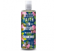 Gel de Banho Rosa Mosqueta 400 ml - Faith in Nature