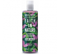 Sabonete líquido Lavanda & Gerânio 400 ml - Faith In Nature