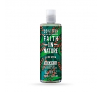 Shampoo de Aloé Vera 400 ml - Faith in Nature