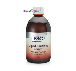FSC L-CARNITINA LÍQUIDA SERUM - 500 ml