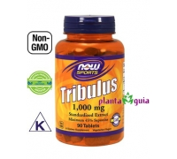 TRIBULUS 1000 mg 90 comprimidos - NOW FOODS