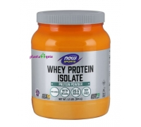 WHEY PROTEIN ISOLATE 544 gr - NOW FOODS